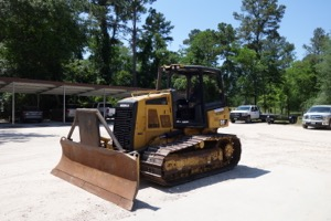 2012 Caterpillar D3K2 LGP OPEN