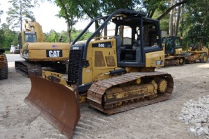 2014 Caterpillar D4K2 LGP OPEN