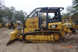 2016 Caterpillar D3K2 XL OPEN